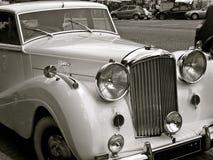Κλασικό αυτοκίνητο Bentley Στοκ εικόνες με δικαίωμα ελεύθερης χρήσης