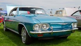 Κλασικό αυτοκίνητο Chevy Corvair στοκ φωτογραφίες