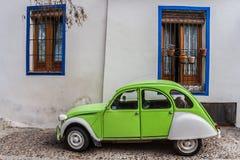 Εκλεκτής ποιότητας γαλλικό αυτοκίνητο Στοκ εικόνα με δικαίωμα ελεύθερης χρήσης