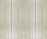 Κλασικό ελαφρύ άσπρο και καφετί υπόβαθρο σύστασης σανίδων επιτροπής ξύλινο για το υλικό επίπλων Στοκ Εικόνες