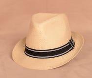 Καπέλο του Παναμά Στοκ φωτογραφία με δικαίωμα ελεύθερης χρήσης
