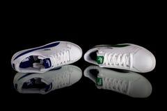 Κλασικό πάνινο παπούτσι Puma Στοκ Φωτογραφία