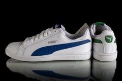 Κλασικό πάνινο παπούτσι Puma Στοκ εικόνες με δικαίωμα ελεύθερης χρήσης