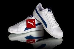 Κλασικό πάνινο παπούτσι Puma Στοκ φωτογραφίες με δικαίωμα ελεύθερης χρήσης