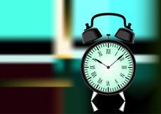 κλασικό ρολόι στοκ εικόνες