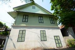 κλασικό σπίτι Στοκ φωτογραφία με δικαίωμα ελεύθερης χρήσης