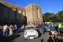 Κλασικό φεστιβάλ αυτοκινήτων του Τόκιο στην Ιαπωνία Στοκ φωτογραφία με δικαίωμα ελεύθερης χρήσης