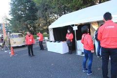 Κλασικό φεστιβάλ αυτοκινήτων του Τόκιο στην Ιαπωνία Στοκ Εικόνα