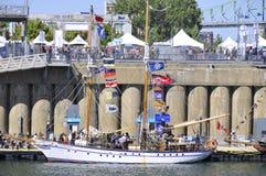 Κλασικό φεστιβάλ βαρκών του Μόντρεαλ Στοκ Εικόνες