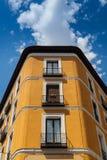 Κλασικό Arquitecture στη Μαδρίτη Στοκ εικόνες με δικαίωμα ελεύθερης χρήσης