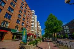 Κλασικό arquitecture στο στο κέντρο της πόλης Γκέτεμπουργκ Στοκ φωτογραφία με δικαίωμα ελεύθερης χρήσης