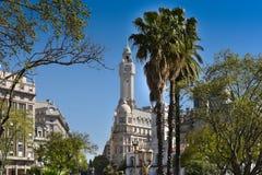 Κλασσική αρχιτεκτονική στο Μπουένος Άιρες Στοκ φωτογραφίες με δικαίωμα ελεύθερης χρήσης