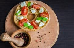 Κλασσική ντομάτα frisella Στοκ φωτογραφίες με δικαίωμα ελεύθερης χρήσης