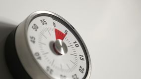 Κλασσικός εκλεκτής ποιότητας στενός επάνω χρονομέτρων αντίστροφης μέτρησης, 15 λεπτά στον πυροβολισμό χρονικού σφάλματος 20 δευτε