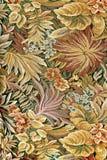κλασσικός floral περίκομψος τάπητας προτύπων Στοκ φωτογραφία με δικαίωμα ελεύθερης χρήσης