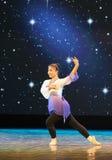 Κλασσικό εκπαιδευτικό μάθημα χορού χορού χειρονομία-βασικό Στοκ φωτογραφία με δικαίωμα ελεύθερης χρήσης