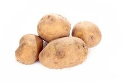 Κλείστε αυξημένος των πατατών στοκ εικόνα με δικαίωμα ελεύθερης χρήσης