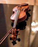 βιολί Στοκ εικόνες με δικαίωμα ελεύθερης χρήσης