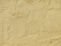 Κλείστε επάνω μιας αμμώδους παραλίας Στοκ φωτογραφία με δικαίωμα ελεύθερης χρήσης