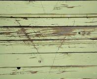 Κλείστε επάνω στην παλαιά πράσινη σύσταση Στοκ Εικόνα