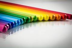 Κλείστε επάνω στο μολύβι χρώματος Στοκ Φωτογραφία