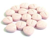 Κλείστε επάνω τα χάπια Στοκ φωτογραφία με δικαίωμα ελεύθερης χρήσης