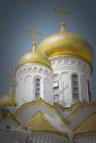 Κλείστε επάνω την άποψη Annunciation του θόλου καθεδρικών ναών Στοκ εικόνες με δικαίωμα ελεύθερης χρήσης