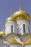 Κλείστε επάνω την άποψη Annunciation του θόλου καθεδρικών ναών Στοκ εικόνα με δικαίωμα ελεύθερης χρήσης