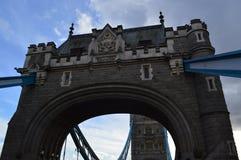 Κλείστε επάνω της κατασκευής γεφυρών στοκ εικόνα με δικαίωμα ελεύθερης χρήσης