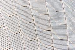 Κλείστε επάνω τη λεπτομέρεια της Όπερας του Σίδνεϊ Στοκ φωτογραφία με δικαίωμα ελεύθερης χρήσης