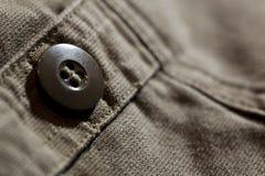 Κλείστε επάνω του κουμπιού Στοκ φωτογραφίες με δικαίωμα ελεύθερης χρήσης