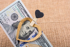 Κλείστε επάνω του προσώπου του Benjamin Franklin στο αμερικανικό δολάριο Στοκ φωτογραφία με δικαίωμα ελεύθερης χρήσης