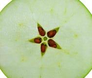 Κλείστε επάνω το μήλο Στοκ Φωτογραφία