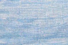 Κλείστε επάνω το σχέδιο υποβάθρου του άσπρου και μπλε υφάσματος Grung Στοκ Φωτογραφία