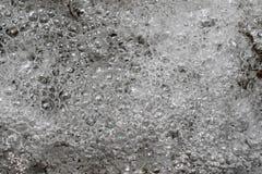 Κλείστε επάνω το υπόβαθρο φύσης πτώσης νερού αεροφυσαλίδων Στοκ φωτογραφίες με δικαίωμα ελεύθερης χρήσης
