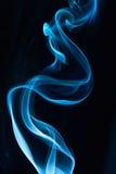 Κλείστε επάνω των κομψών γραμμών καπνού Στοκ εικόνες με δικαίωμα ελεύθερης χρήσης