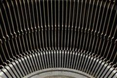 Κλείστε επάνω των παλαιών απεργών πιάτων γραφομηχανών Στοκ Εικόνες