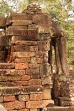 Κλείστε επάνω των πετρών ελεφάντων σε Ankor Wat Στοκ φωτογραφία με δικαίωμα ελεύθερης χρήσης