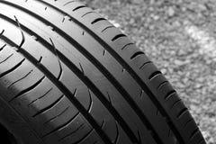 Κλείστε επάνω χρησιμοποιημένων των βήμα ροδών αυτοκινήτων Στοκ φωτογραφία με δικαίωμα ελεύθερης χρήσης