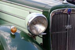 Κλείστε επάνω Audi μπροστινός-225 το εκλεκτής ποιότητας αυτοκίνητο - εικόνα αποθεμάτων Στοκ εικόνα με δικαίωμα ελεύθερης χρήσης