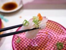 Κλείστε επάνω chopsticks Στοκ Εικόνα