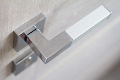 κλείδωμα λαβών πορτών Λαβή πορτών για την πόρτα ή το γραφείο Στοκ Φωτογραφίες