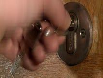 κλείδωμα πορτών απόθεμα βίντεο