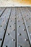 Κλειστή Arsago ξύλινη Ιταλία Λομβαρδία Στοκ Φωτογραφίες