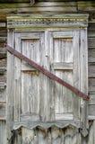 κλειστό παράθυρο Στοκ Εικόνες
