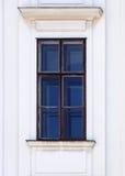 κλειστό παλαιό παράθυρο Στοκ φωτογραφία με δικαίωμα ελεύθερης χρήσης