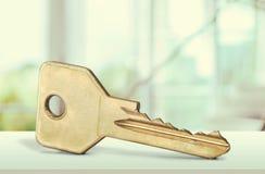 Κλειδί ακίνητων περιουσιών στοκ φωτογραφία με δικαίωμα ελεύθερης χρήσης