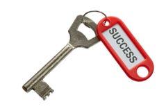 Κλειδί για την επιτυχία 2 (παλαιό κλειδί) στοκ φωτογραφίες με δικαίωμα ελεύθερης χρήσης