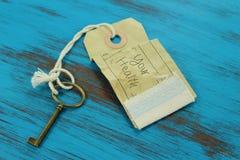 Κλειδί για την υγεία σας Στοκ φωτογραφία με δικαίωμα ελεύθερης χρήσης