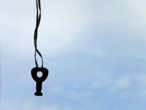 Κλειδί για τον ουρανό Στοκ Φωτογραφία